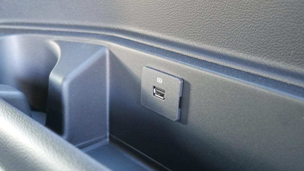 2020 Ford Expedition King Ranch third row USB