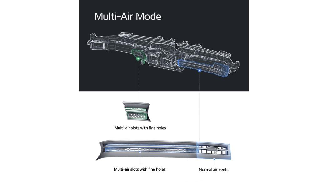 Hyundai air conditioning tech