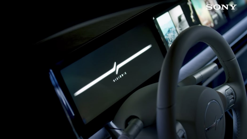 Sony Vision-S Concept