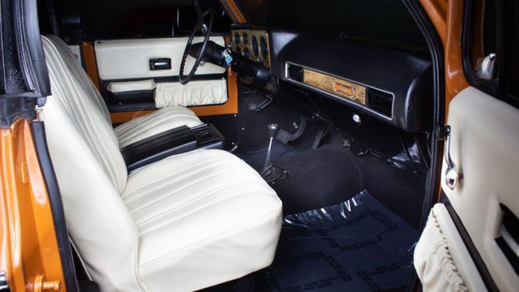 1975 Chevy Blazer for sale