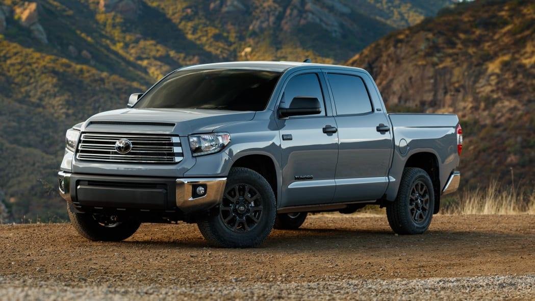 2021 Toyota Tundra Trail Edition