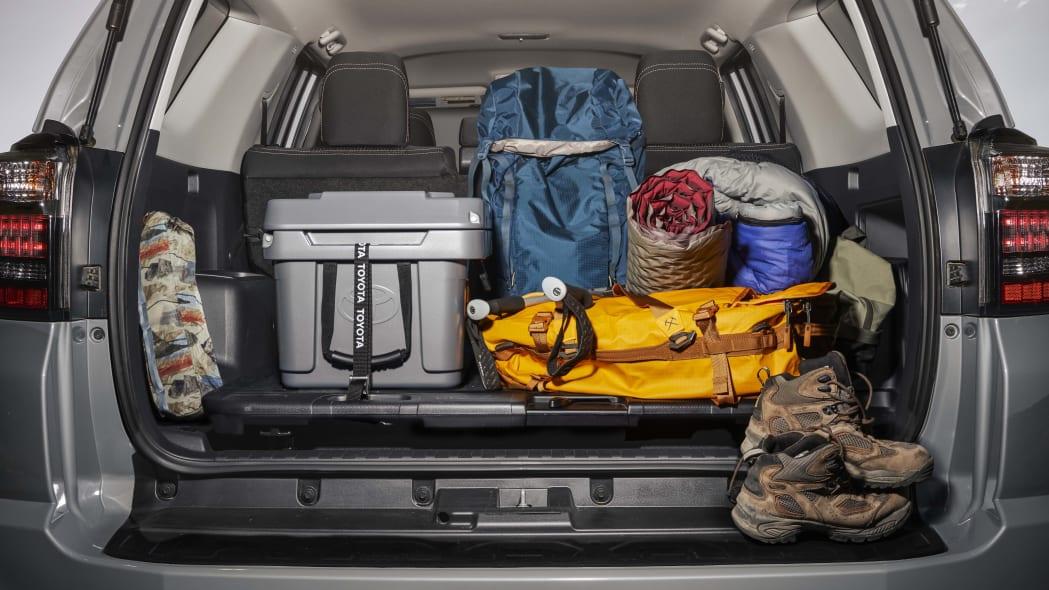 2021 Toyota 4Runner Trail Edition
