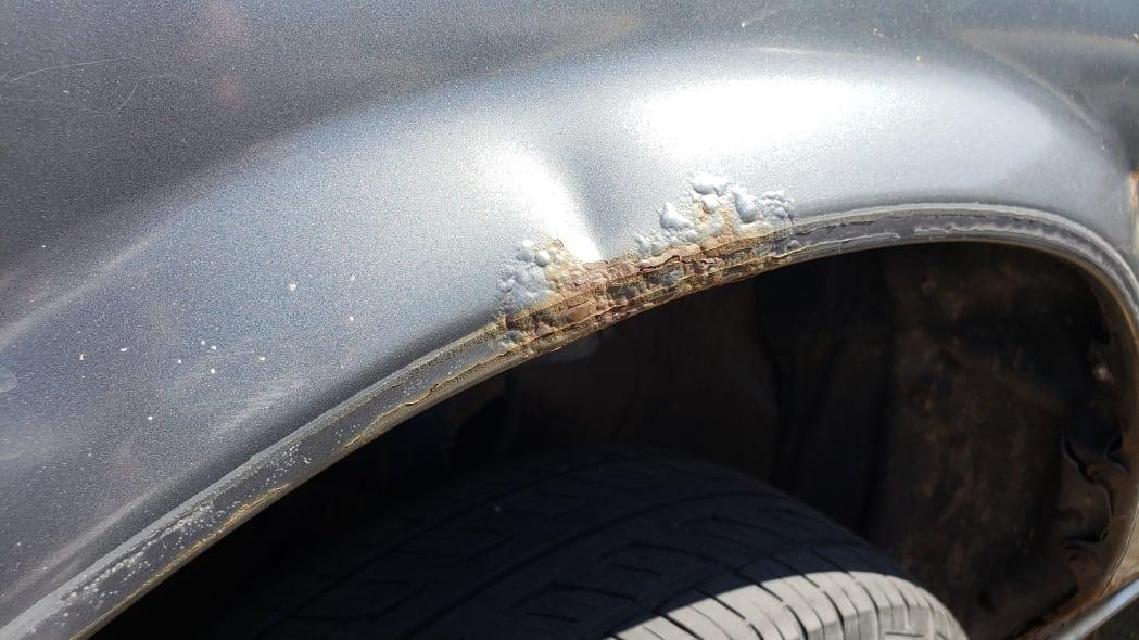 26 - 1987 Toyota Camry Wagon in Colorado junkyard - Photo by Murilee Martin