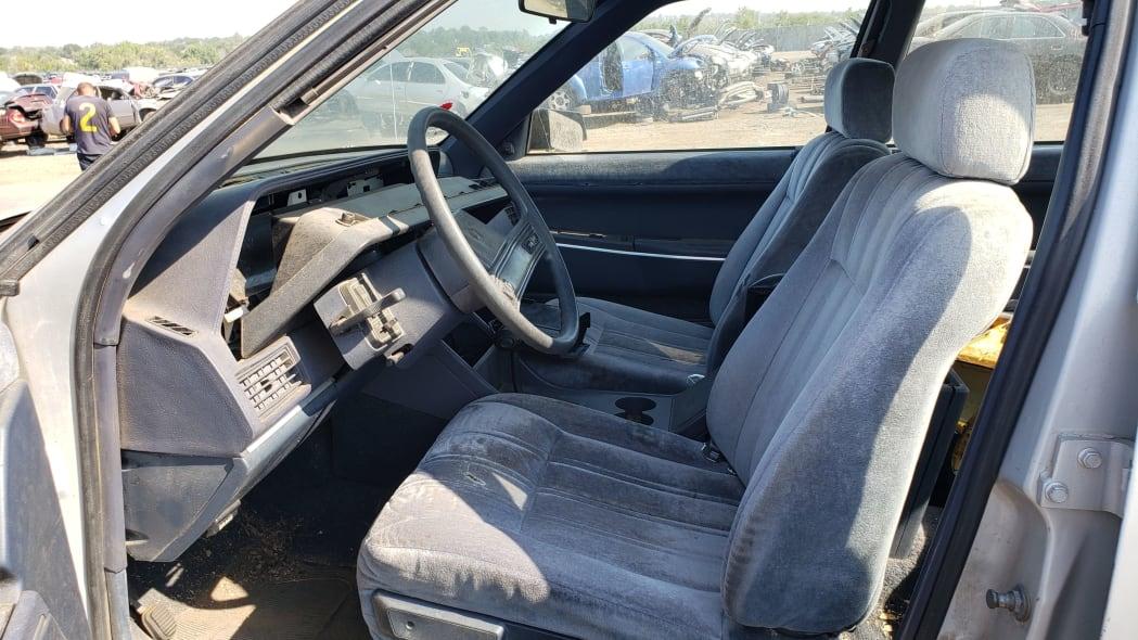 10 - 1991 Dodge Monaco in Colorado junkyard - Photo by Murilee Martin