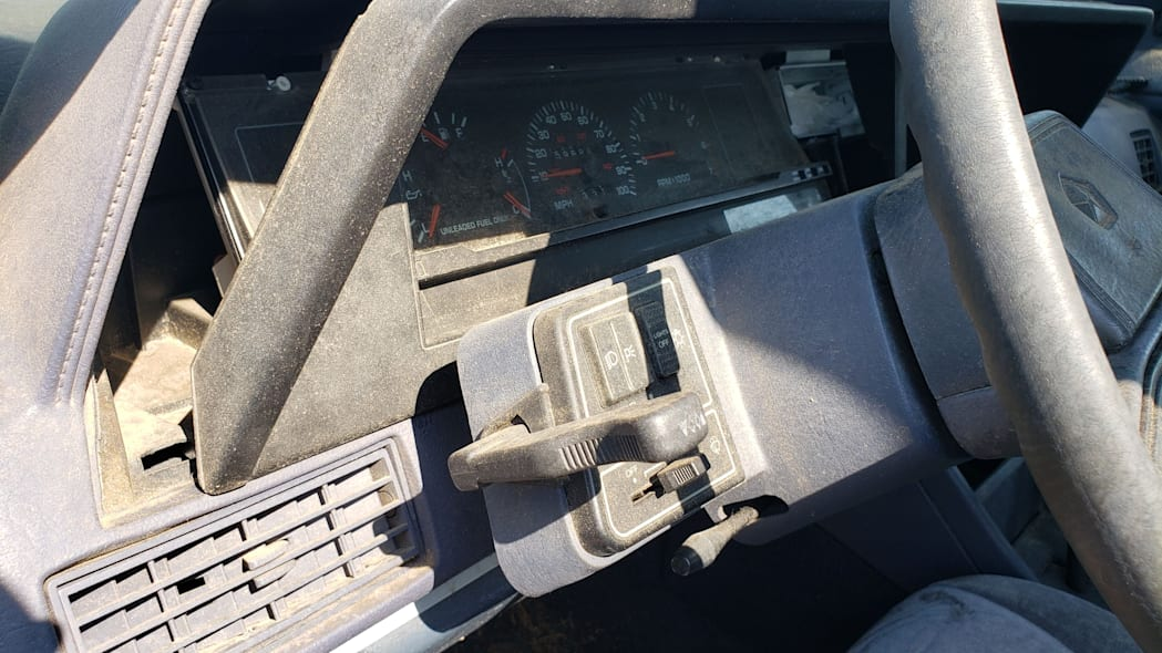 15 - 1991 Dodge Monaco in Colorado junkyard - Photo by Murilee Martin