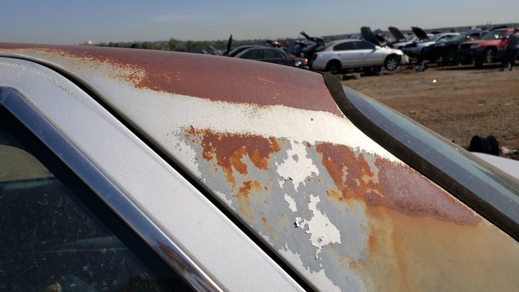 28 - 1991 Dodge Monaco in Colorado junkyard - Photo by Murilee Martin