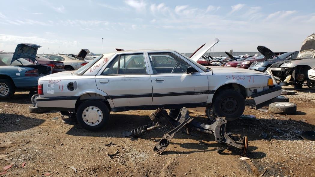 54 - 1991 Dodge Monaco in Colorado junkyard - Photo by Murilee Martin