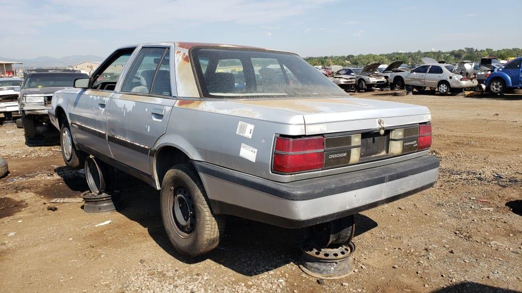 64 - 1991 Dodge Monaco in Colorado junkyard - Photo by Murilee Martin