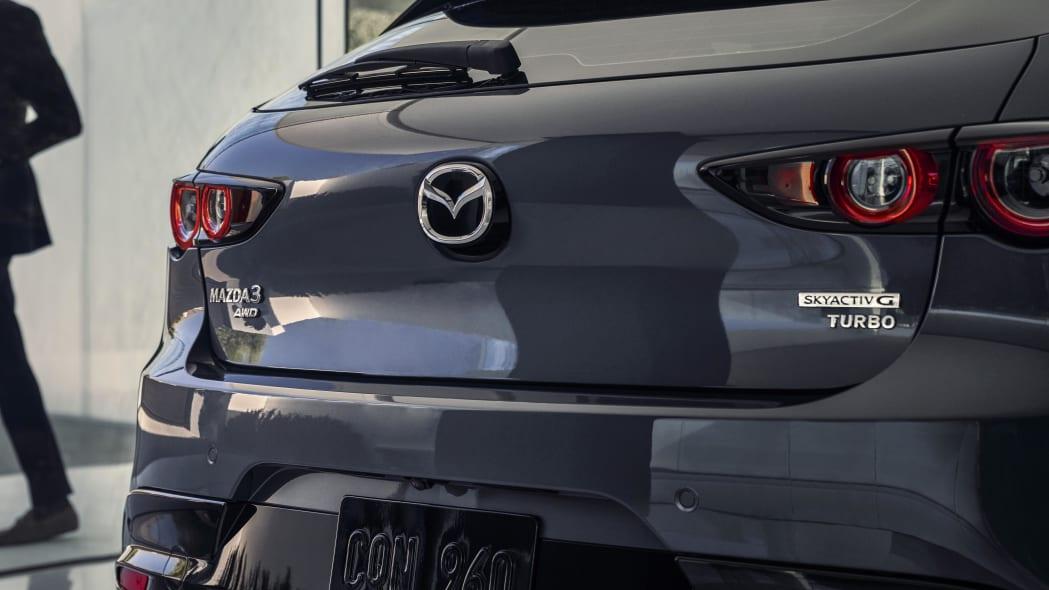 2021 Mazda3 2.5 Turbo