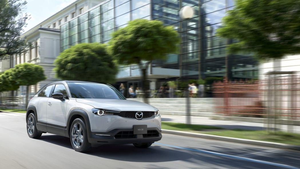 2021 Mazda MX-30 MHEV