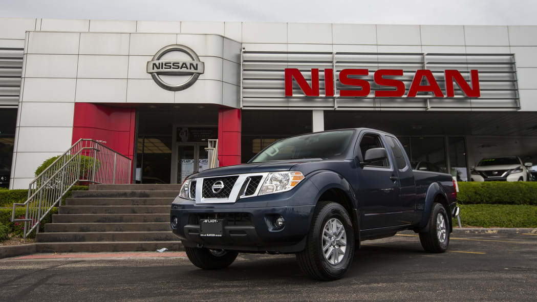 2020 Nissan Frontier and million-mile Frontier