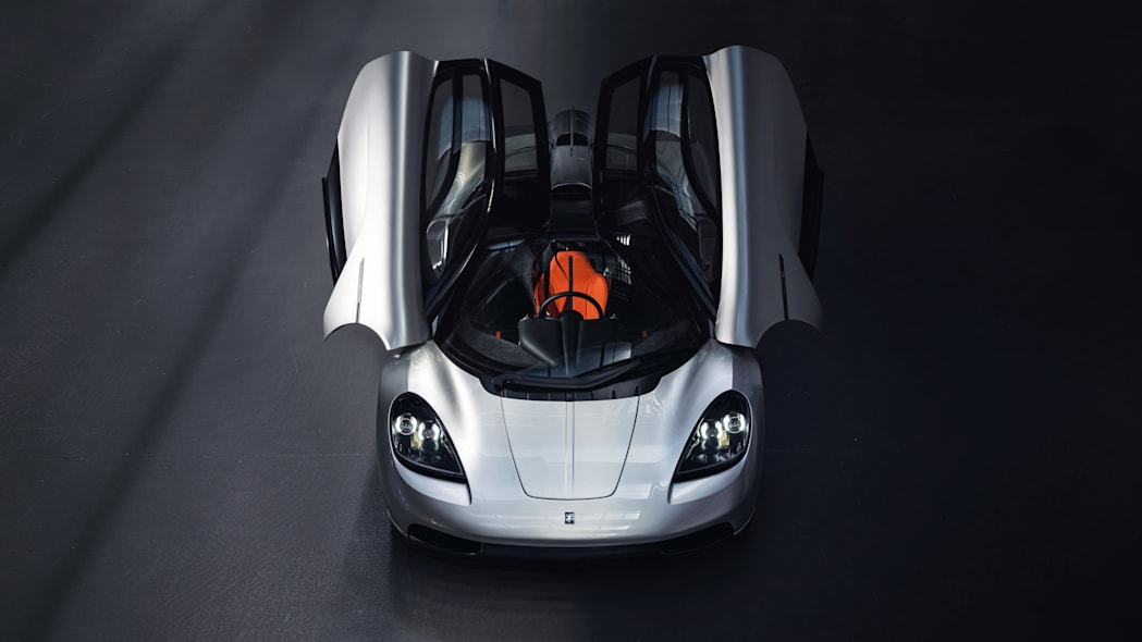 2022 Gordon Murray T.50