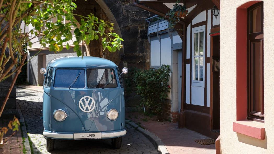Sofie, the oldest-known Volkswagen Bus