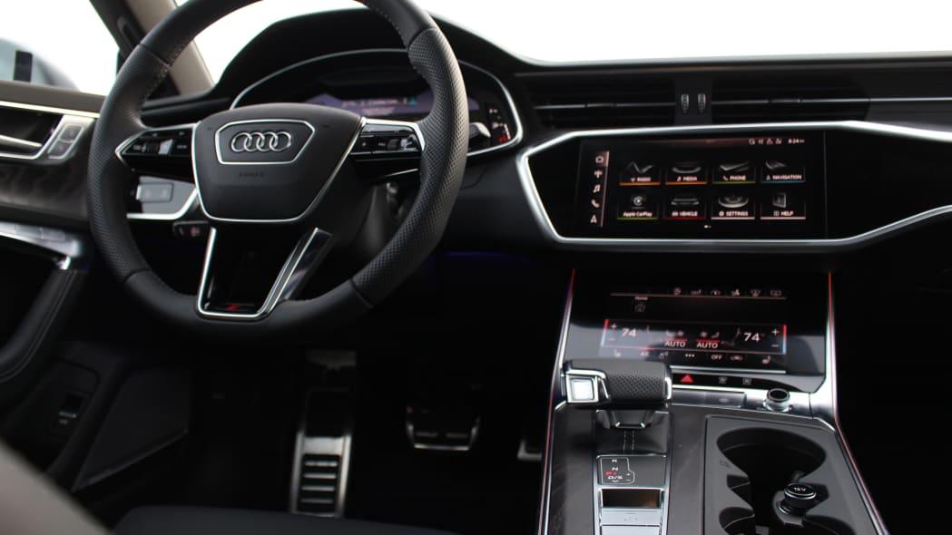 Audi MMI infotainment