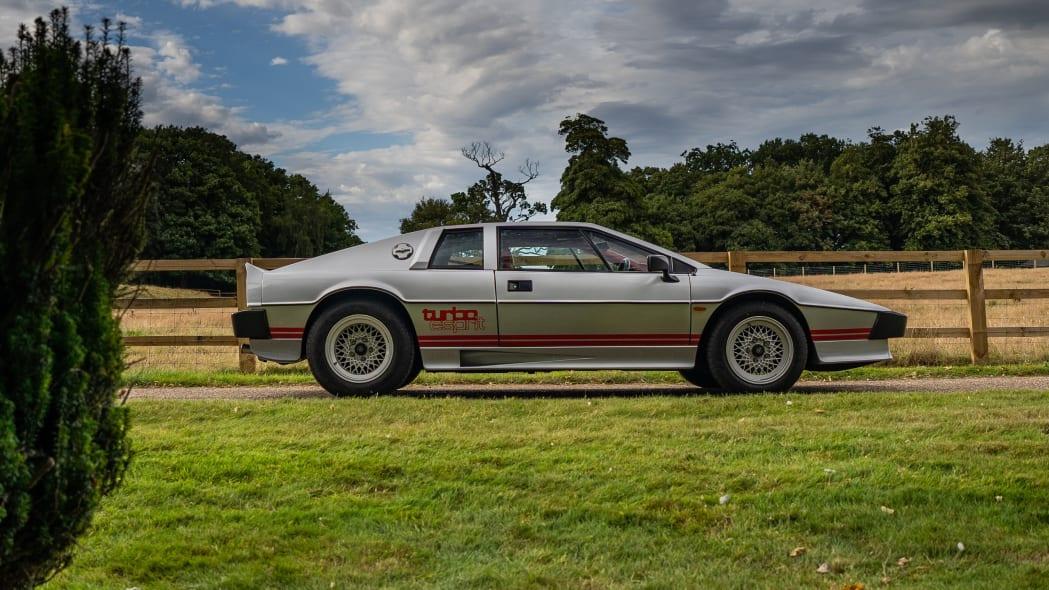 Colin Chapman-owned Lotus Esprit