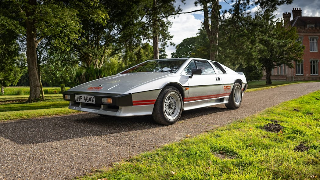 Colin Chapman-owned Lotus Esprit