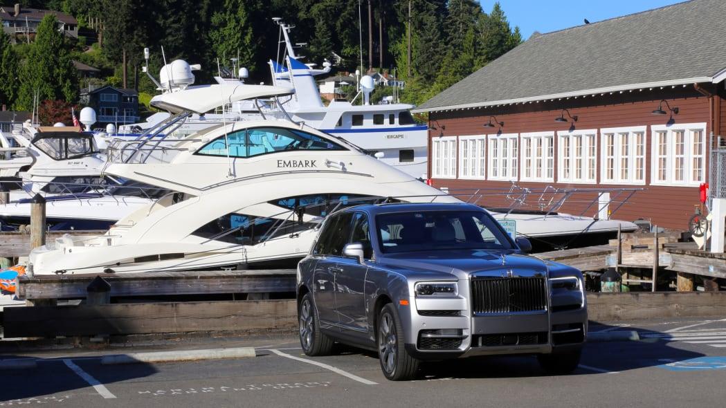 Rolls-Royce Cullinan / Greg Rasa