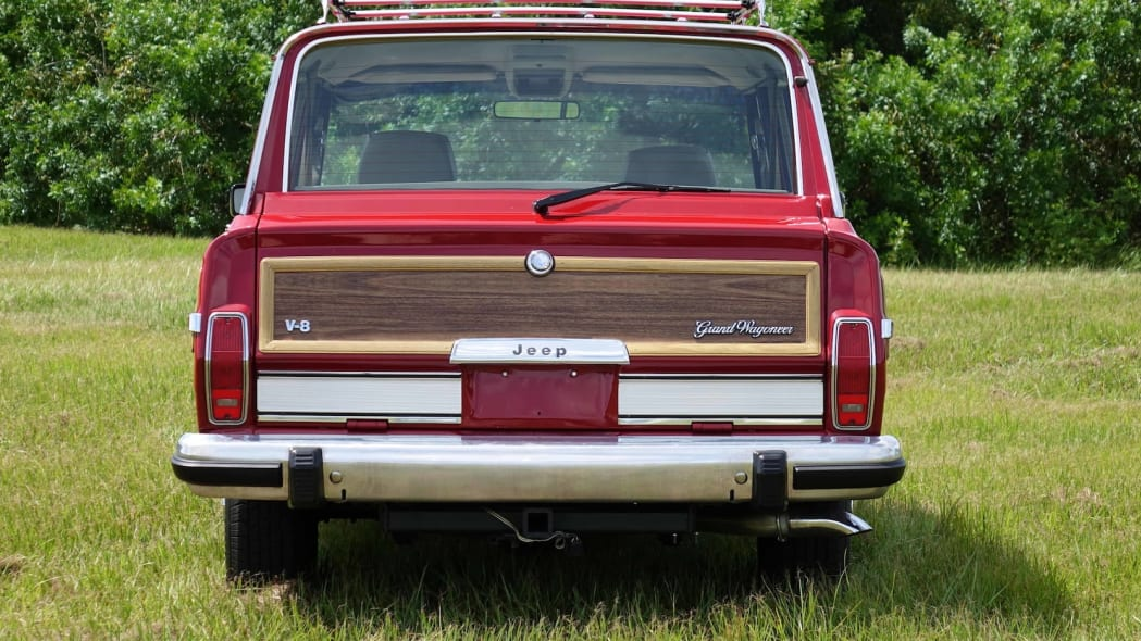 1989 Jeep Grand Wagoneer Hellcat