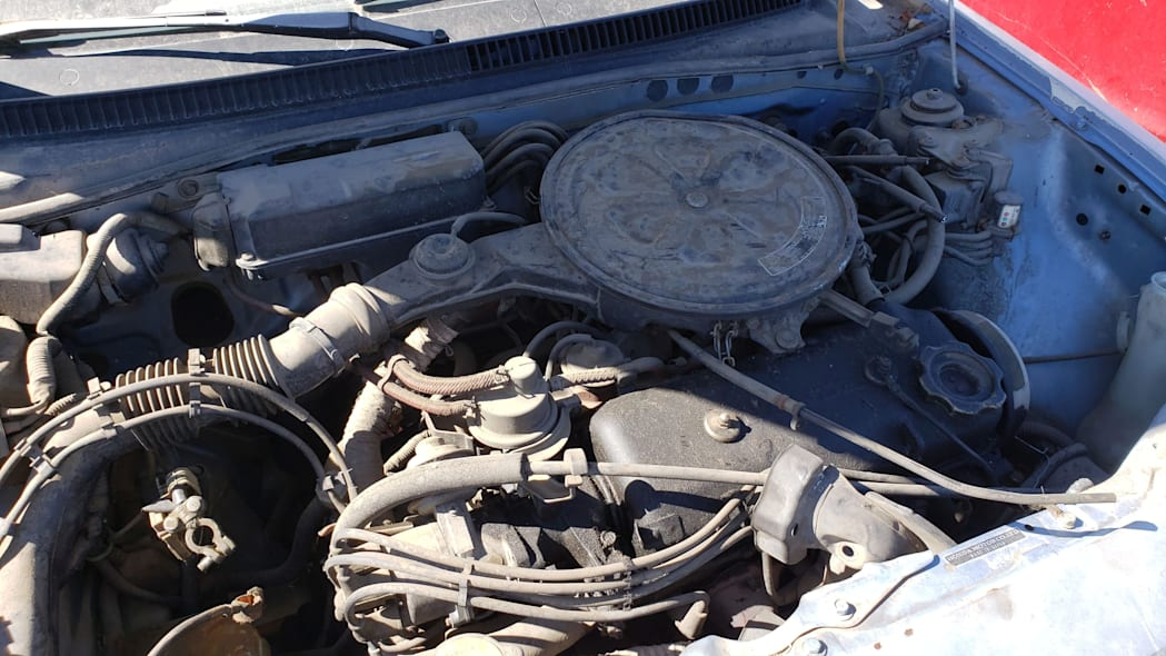 10 - 1984 Honda Civic 1300 Hatcback in Colorado junkyard - Photo by Murilee Martin