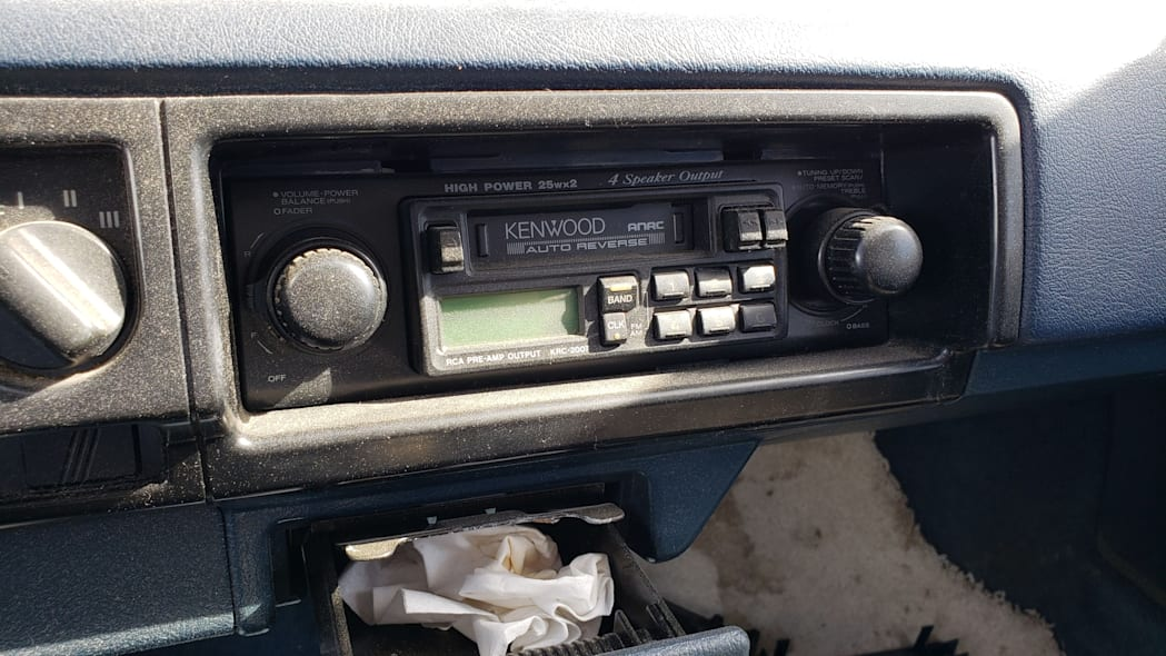 37 - 1984 Honda Civic 1300 Hatcback in Colorado junkyard - Photo by Murilee Martin