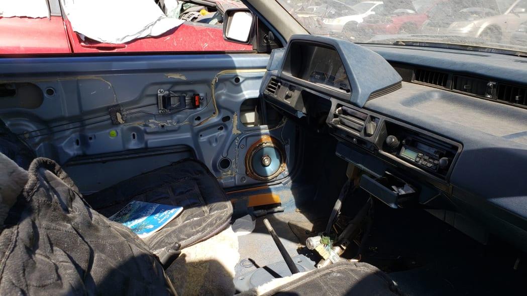50 - 1984 Honda Civic 1300 Hatcback in Colorado junkyard - Photo by Murilee Martin