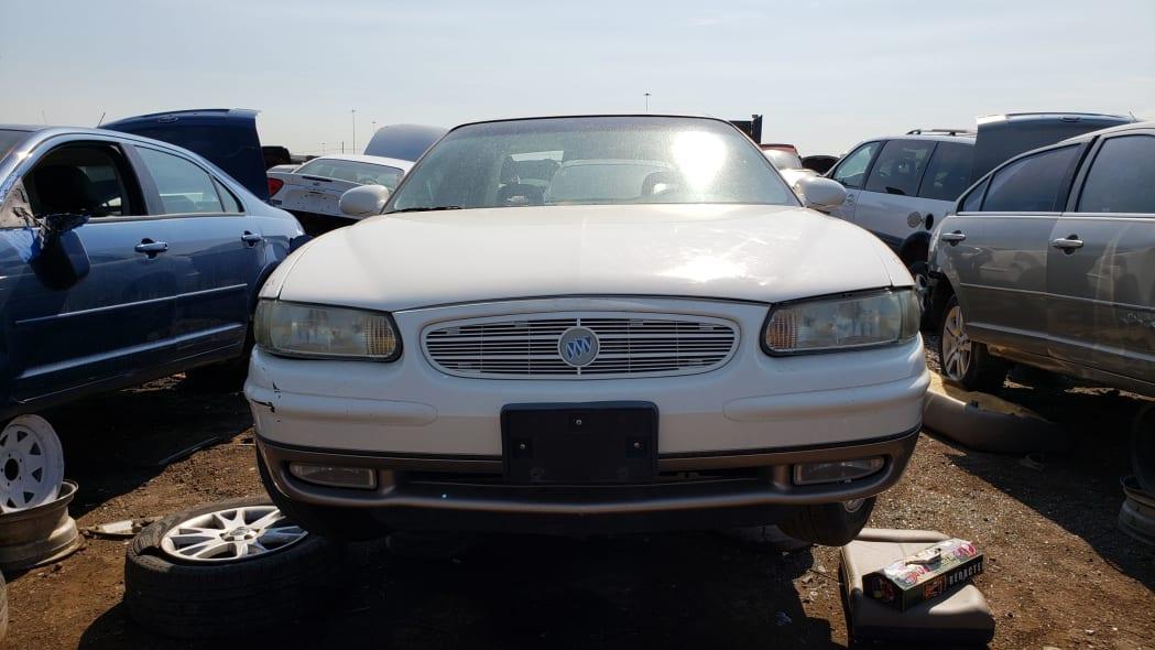 38 - 2002 Buick Regal Joseph Abboud Edition in Colorado junkyard - Photo by Murilee Martin