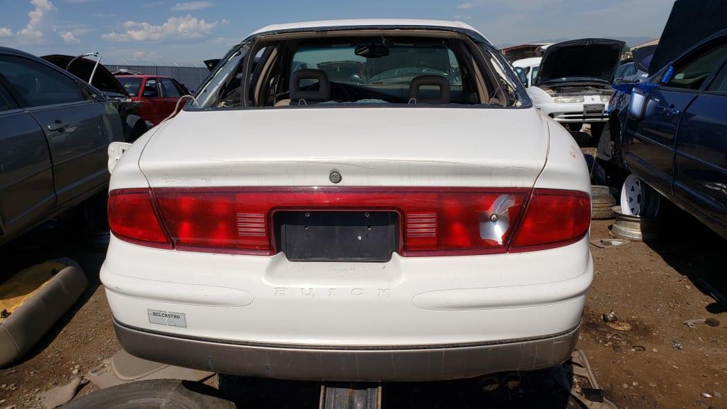 51 - 2002 Buick Regal Joseph Abboud Edition in Colorado junkyard - Photo by Murilee Martin