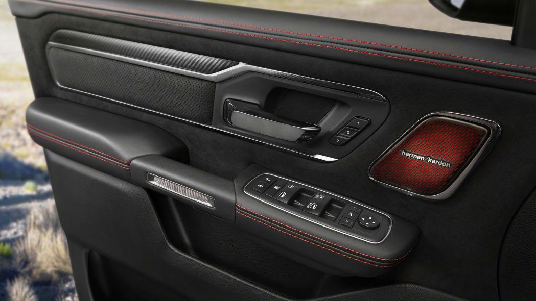 2021 Ram 1500 TRX front driver's side door