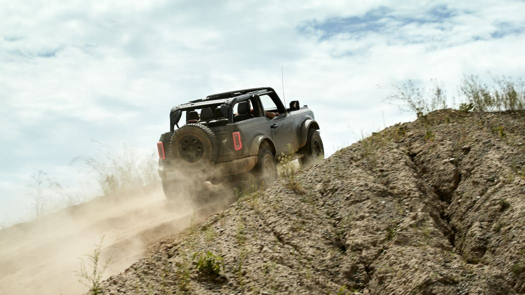 2021 Ford Bronco and Bronco Sport First Ride
