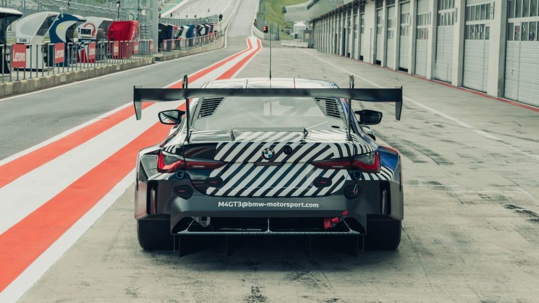 2021 BMW M4 GTE