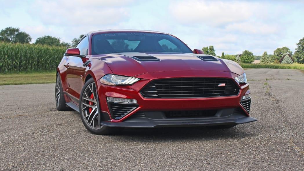 2020 Jack Roush Edition Mustang