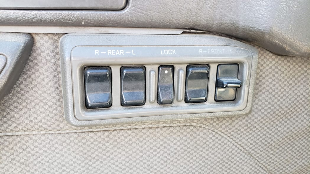 26 - 1988 Subaru GL Sedan in Colorado junkyard - photo by Murilee Martin