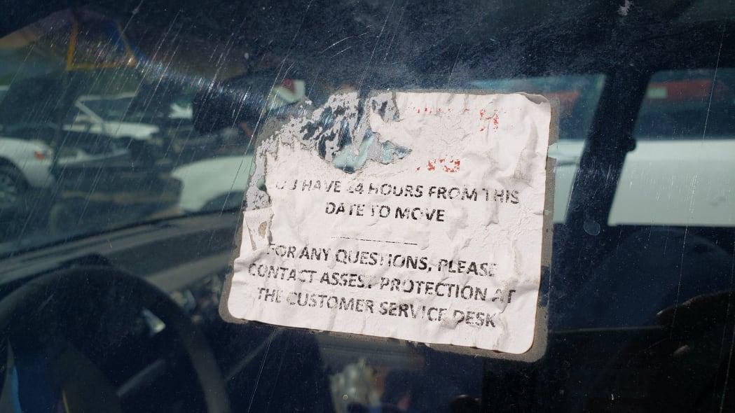 56 - 1988 Subaru GL Sedan in Colorado junkyard - photo by Murilee Martin