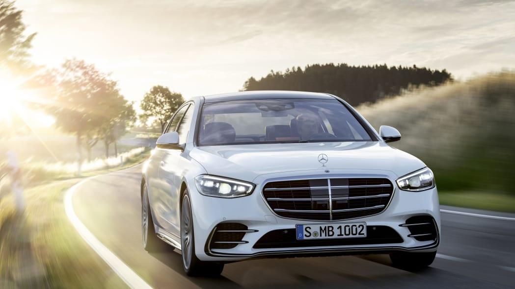2021 Mercedes-Benz S-Class AMG Line