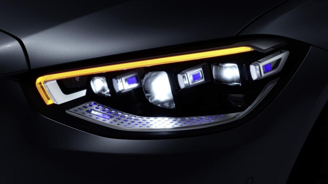 Mercedes-Benz S-Klasse, V 223, 2020 // Mercedes-Benz S-Class, V