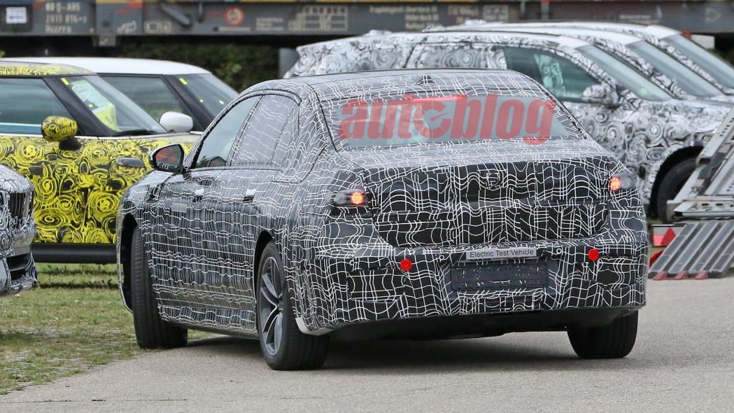 BMW 7 Series EV