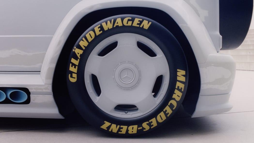 """Mercedes-AMG G 63 """"Project Gelandewagen"""""""