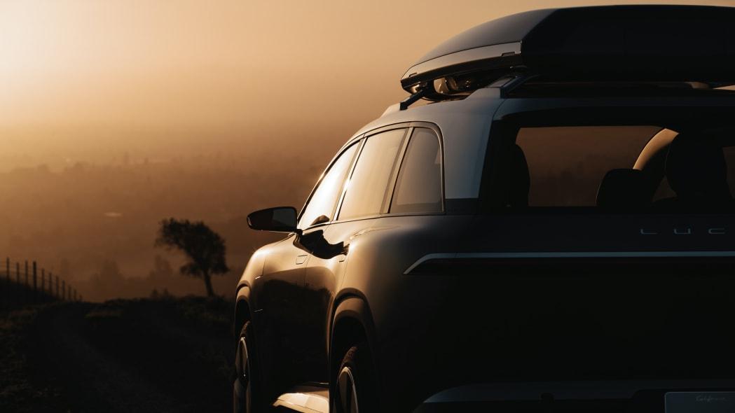 Lucid SUV
