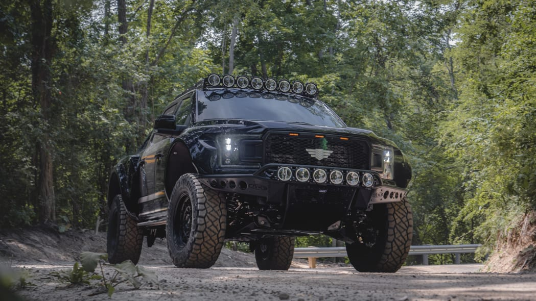 Mil-Spec Automotive Ford F-150 Intrepid Performance Package