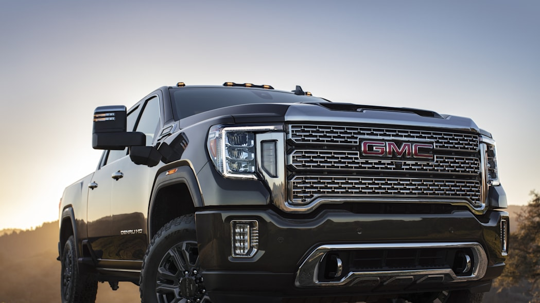 2021 Sierra HD Black Diamond Edition