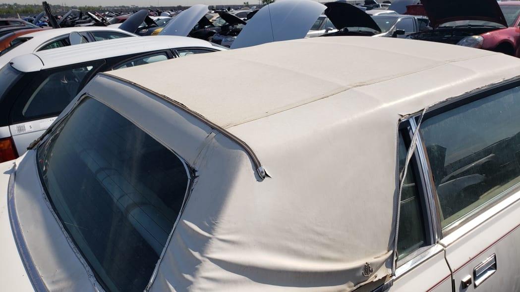 51 - 1982 Lincoln Continental Mark VI Bill Blass in Colorado junkyard - photo by Murilee Martin