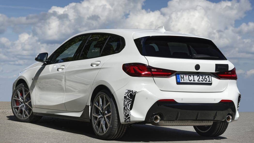 2020 BMW 128ti