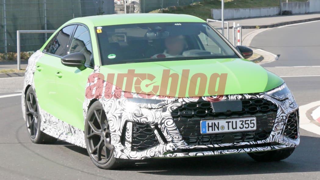 Audi RS3 Sedan 15