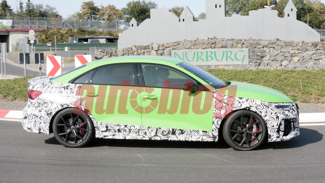 Audi RS3 Sedan 18