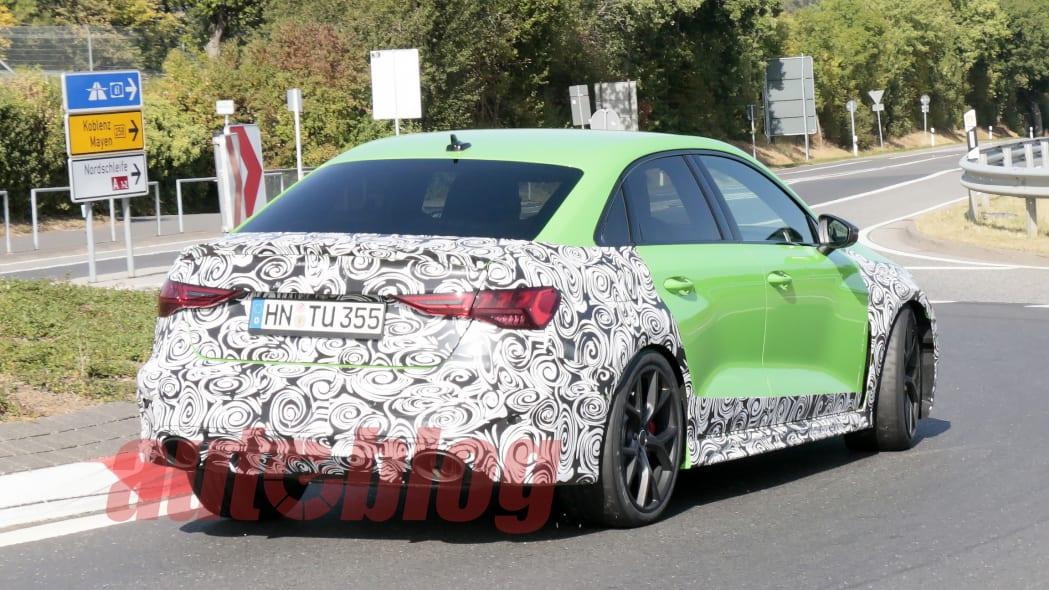 Audi RS3 Sedan 20