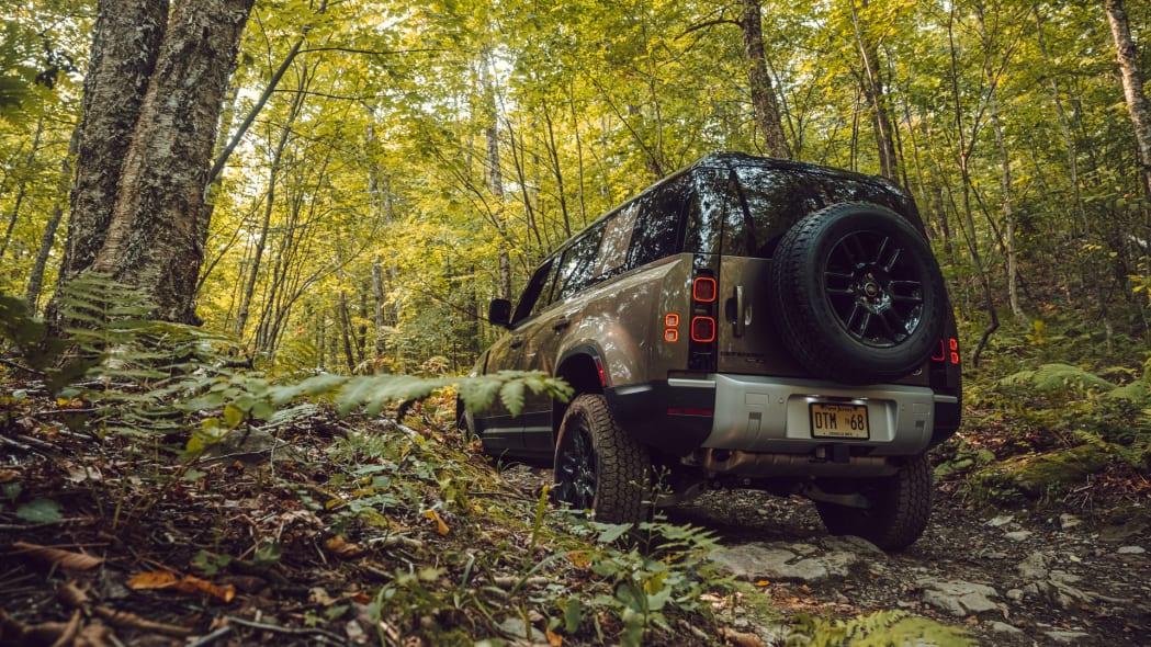 Dave Burnett / Land Rover