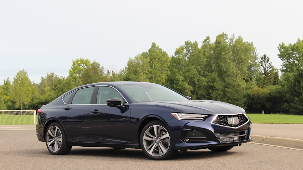 2021 Acura TLX 2.0T