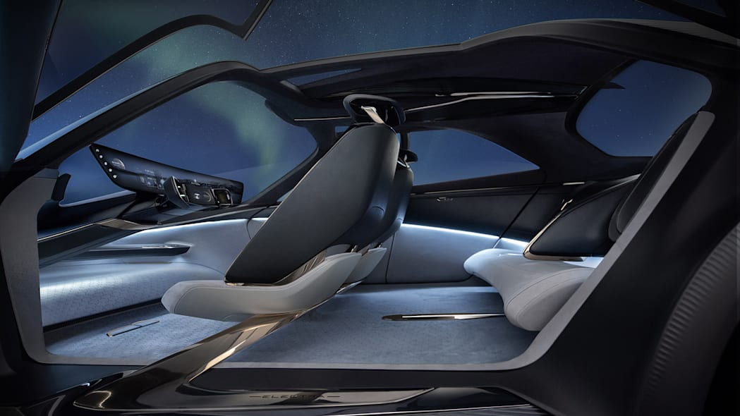 2020 Buick Electra electric concept car unveiled in China ...