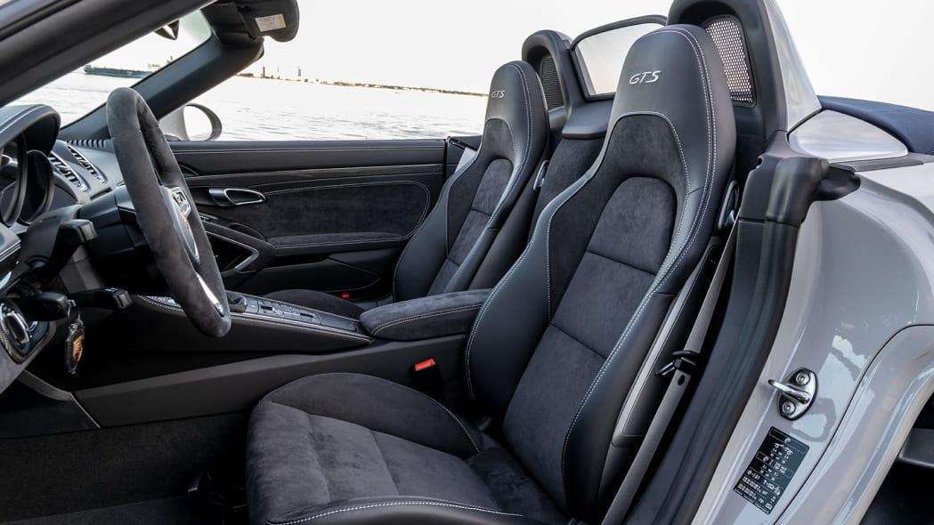 2021 Porsche 718 Boxster 4.0 GTS