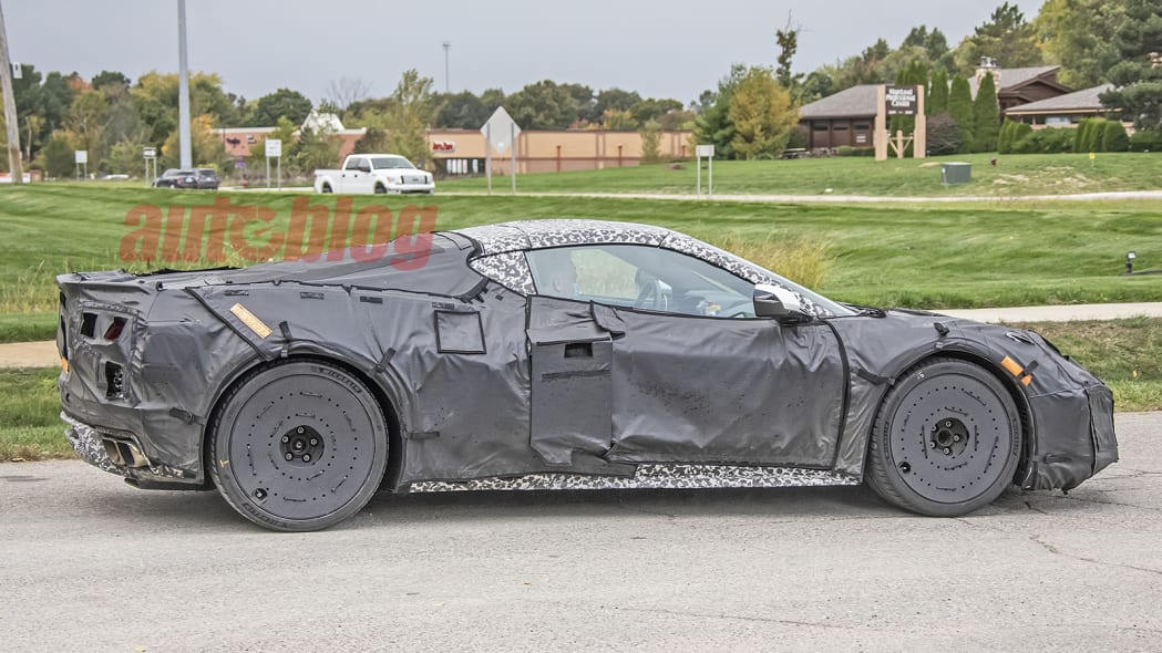 Chevy Corvette C8 Grand Sport